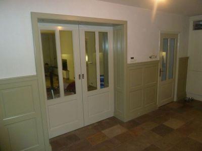 Kamer en suite - Scheiding kamer panel ...