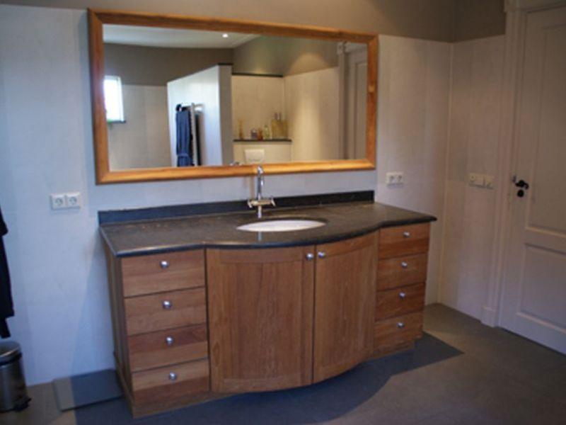 Badkamermeubel Met Deurtjes : Best landelijke badkamermeubelen images