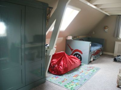 Kast kinderkamer bed kinderkamer