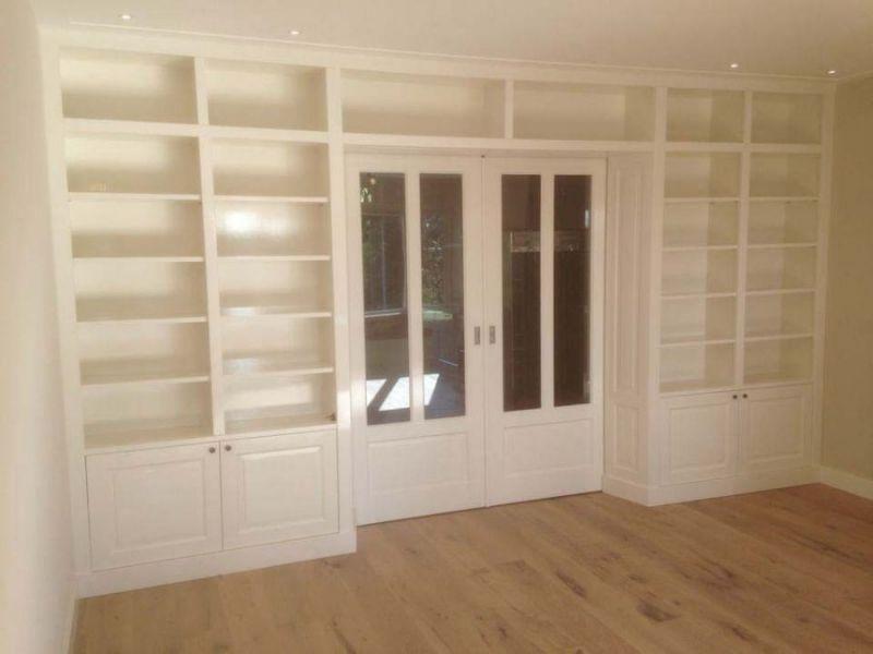 Kamer en suite - Scheiden een kamer door een gordijn ...